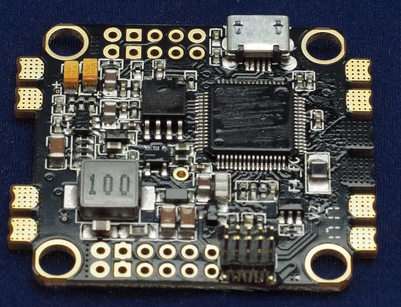 DYS 30.5x30.5mm Omnibus F4 Pro Flight Controller